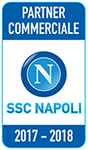 Le Due Torri Partner Commerciale SSC Napoli 2017 - 2018